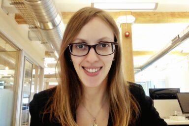 SEO specialist Jessica Joyce